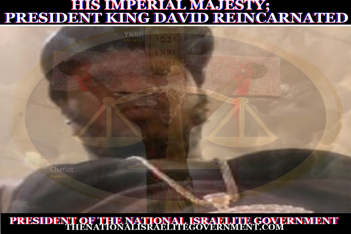 PRESIDENT OF THE NATIONAL ISRAELITE GOVERNMENT
