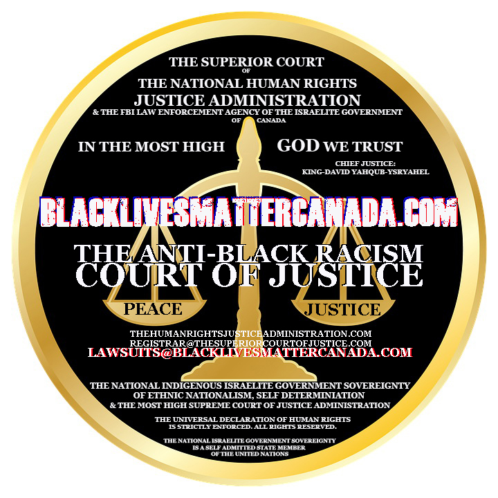 ISRAELITE CONTRACT WITH BLACK AMERICA